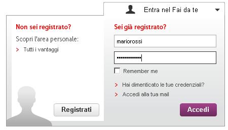 Servizio chiamami privati vodafone for Area clienti 3 servizi in abbonamento