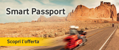 Smart Passport: tariffe voce e internet dall'estero