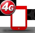Extra 2GB 4G gratis per 1 mese