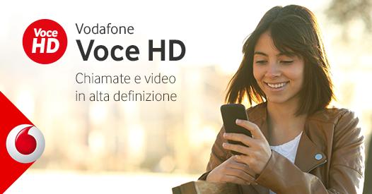 Voce Hd Vodafone