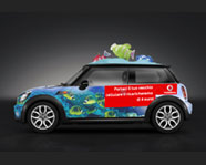 Vodafone Recycling Tour
