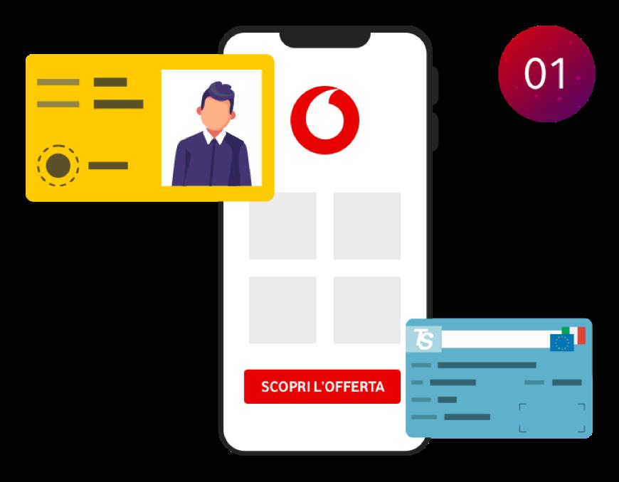 Passa a Vodafone: Special 50 1