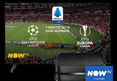 Vodafone TV: Offerte NOW TV, Sky Sport | Vodafone